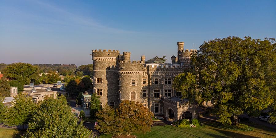 Grey Towers Castle wedding Philadelphia