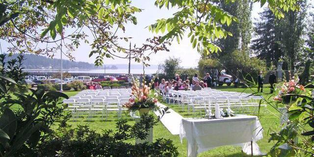 Port of Allyn wedding Seattle