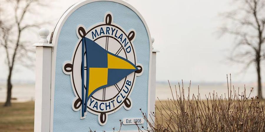Maryland Yacht Club wedding Baltimore
