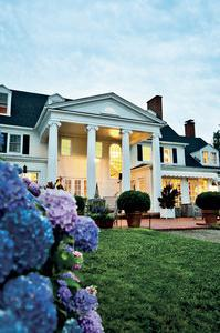 Inn at Perry Cabin wedding Eastern Shore/Chesapeake Bay