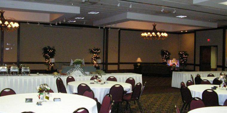 Holiday Inn Bristol Conference Center wedding Southwest Virginia