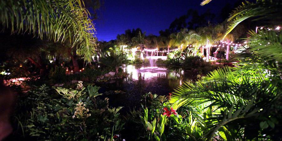 Eden Gardens wedding Santa Barbara