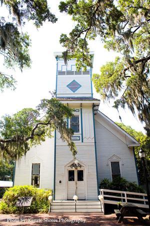 Manatee Village Historical Park wedding Tampa