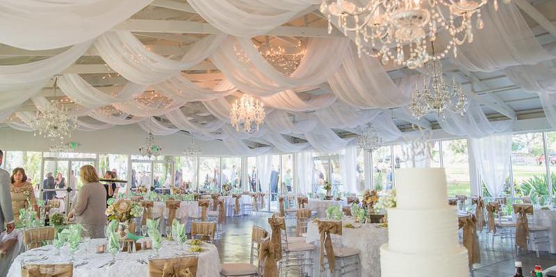 Saxon Manor: Shabby Chic Barn wedding Tampa