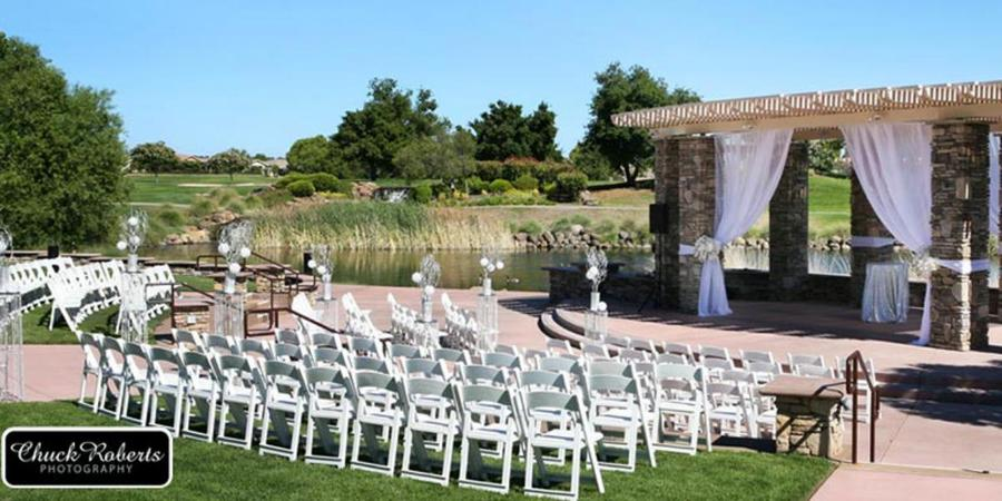 Orchard Creek Lodge wedding Sacramento