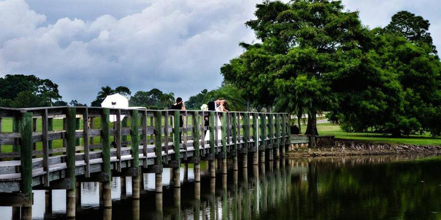 The 19th Hole & Sandpiper Room wedding Central Florida Beaches/Coast