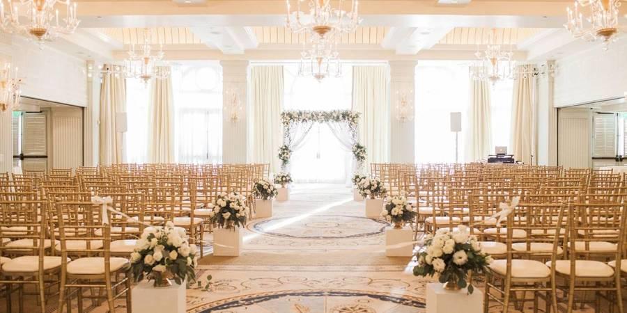 Hotel Casa Del Mar wedding Los Angeles