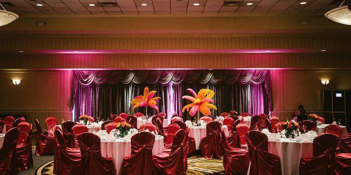 Hilton Garden Inn Pittsburgh/Southpointe wedding Pittsburgh