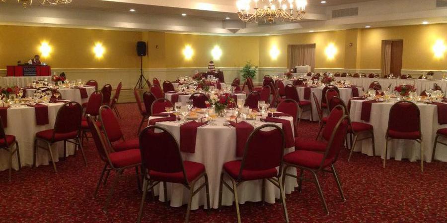 The Empress Room wedding Philadelphia