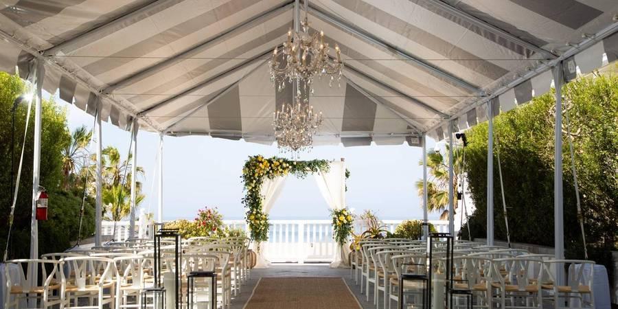 Shutters on the Beach wedding Los Angeles