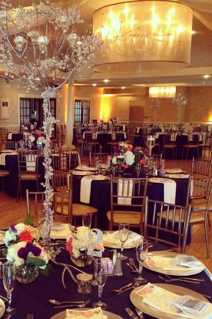 Green Valley Chateau wedding Philadelphia