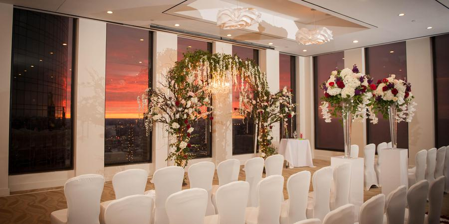 The Houston Club wedding Houston