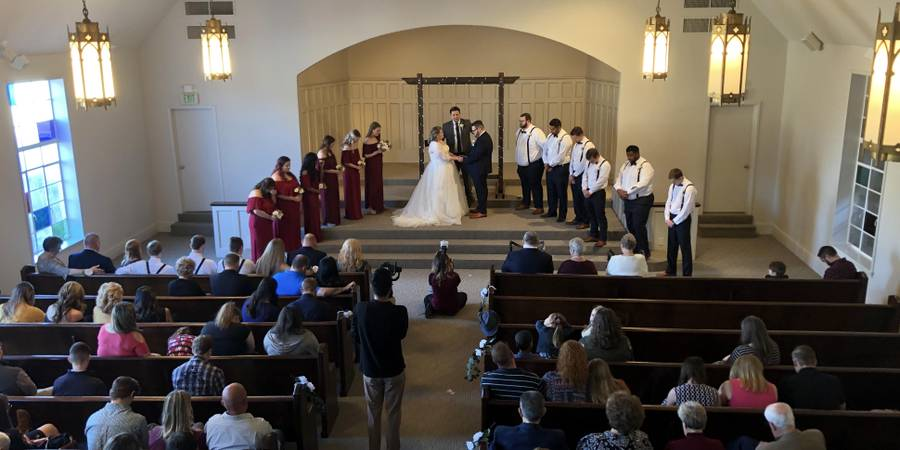 The Country Abbey wedding Dallas