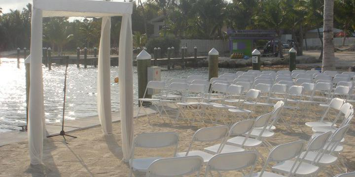 La Siesta Resort and Marina wedding Florida Keys