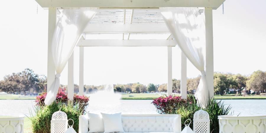 The Grand Oaks Resort wedding Orlando