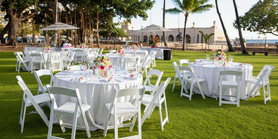 Waikiki Aquarium wedding Honolulu
