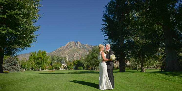 Cottonwood Country Club wedding Salt Lake City
