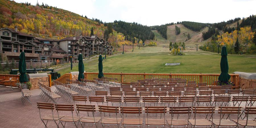 Snow Park Lodge at Deer Valley Resort wedding Salt Lake City
