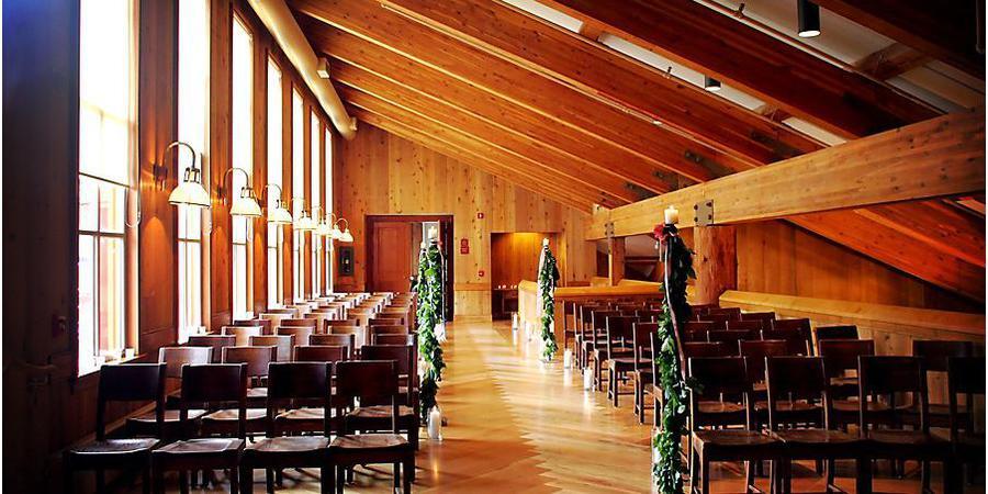 Silver Lake Lodge at Deer Valley Resort wedding Salt Lake City