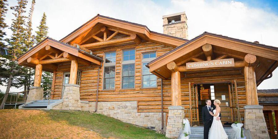 Cushing's Cabin at Deer Valley Resort wedding Salt Lake City