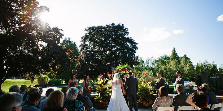 Shadow Hills Country Club wedding Willamette Valley