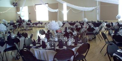 Marcoulier Event Room wedding Willamette Valley