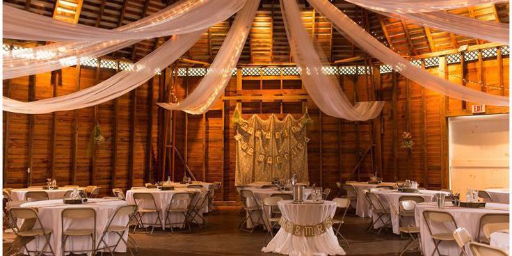 Frontier Culture Museum wedding Charlottesville