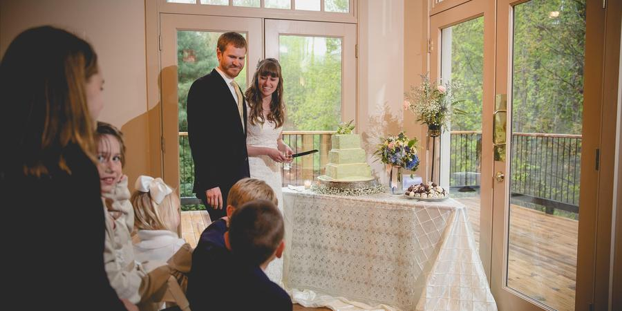 Roanoke County Explore Park wedding Southwest Virginia