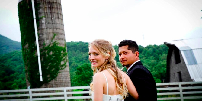 Doe Creek Farm wedding Southwest Virginia