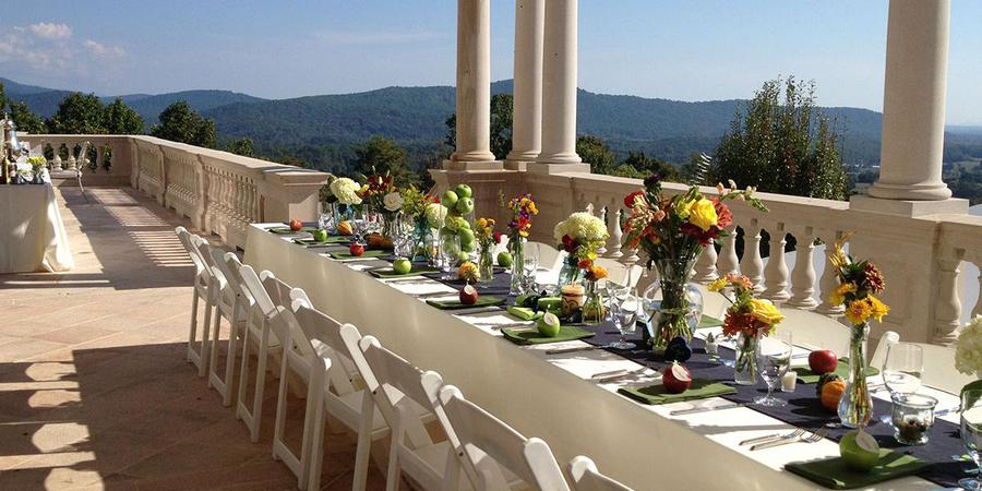 Grace Estate Winery wedding Charlottesville
