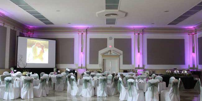 Hubbard Hall wedding Dallas