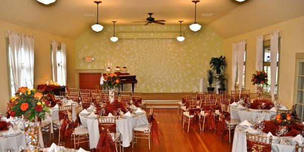 The Little Church wedding Portland