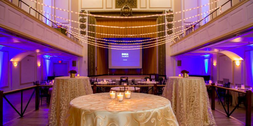 Benjamin Franklin Institute of Technology wedding Boston