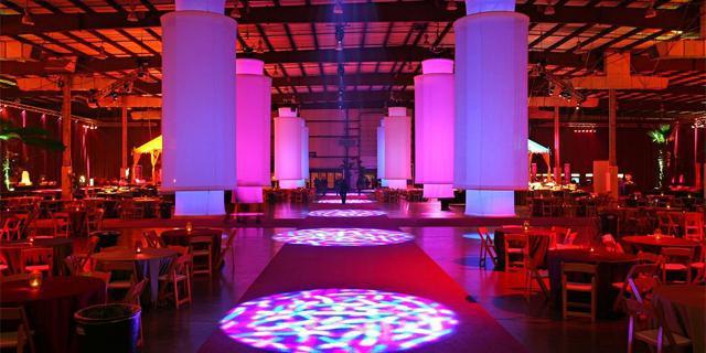 San Mateo Event Center wedding Peninsula