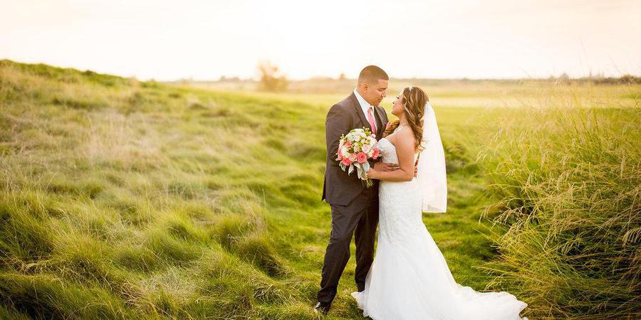 Ridge Creek Dinuba Golf Course wedding Central Valley