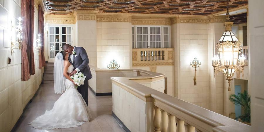 Omni William Penn Hotel wedding Pittsburgh