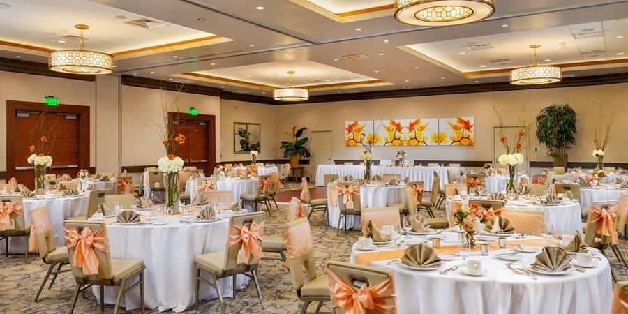 Holiday Inn San Diego Bayside wedding San Diego