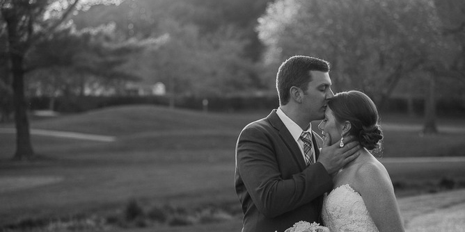 Eagle's Nest Country Club wedding Baltimore