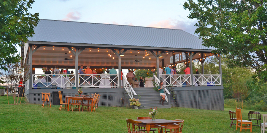 The Pavilion at Gaie Lea wedding Charlottesville