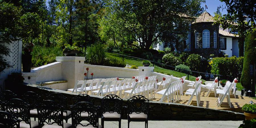 Château du Sureau wedding Central Valley