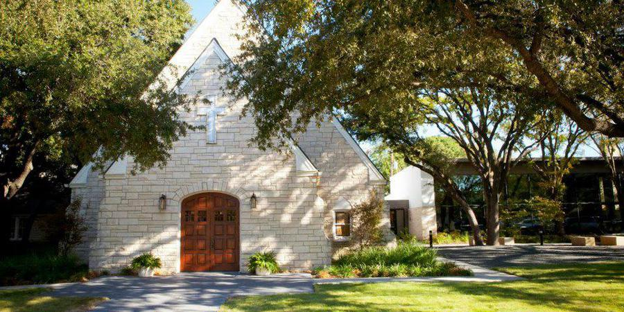 Greenland Hills United Methodist Church wedding Dallas