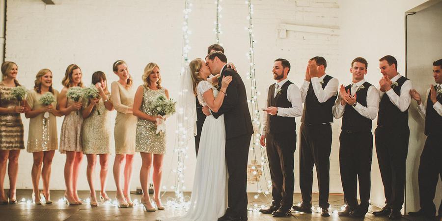 Moniker Warehouse wedding San Diego