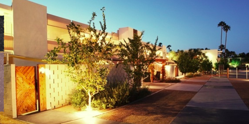 Ace Hotel & Swim Club wedding Palm Springs