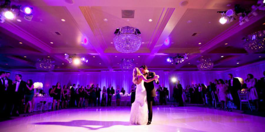 Fairmont Miramar Hotel wedding Los Angeles