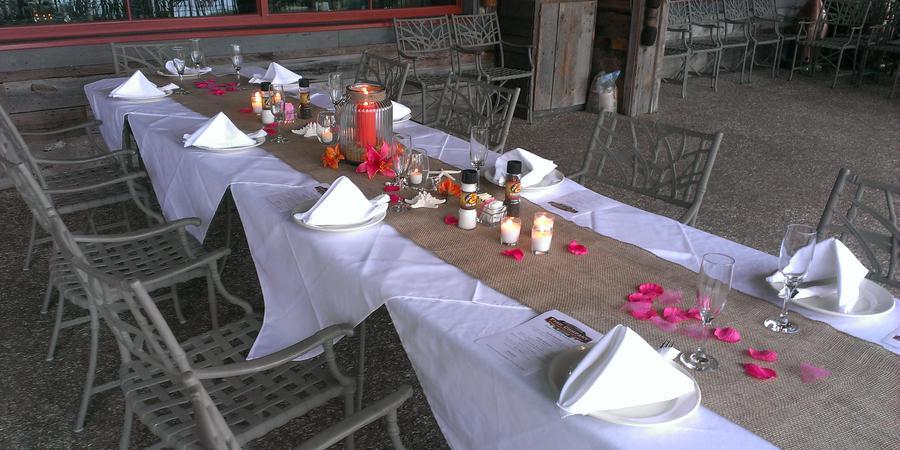 Islamorada Fish Company Restaurant wedding Dallas