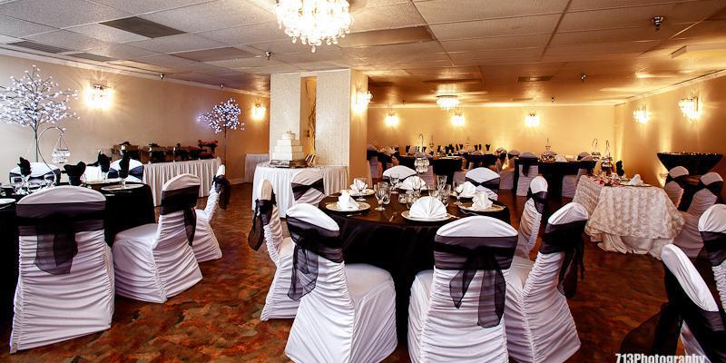 Demers Banquet Hall wedding Houston