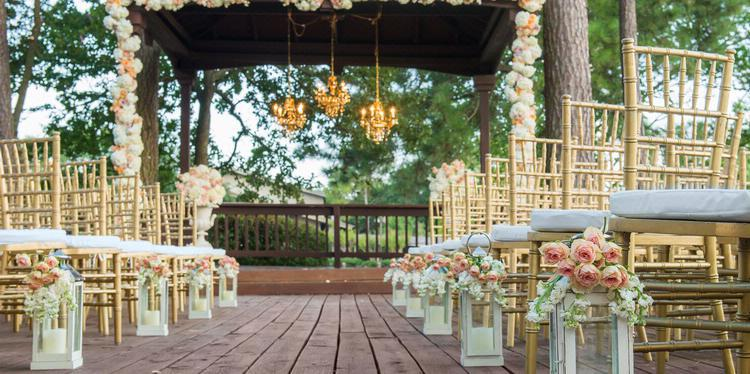 The Woodlands Resort wedding Houston