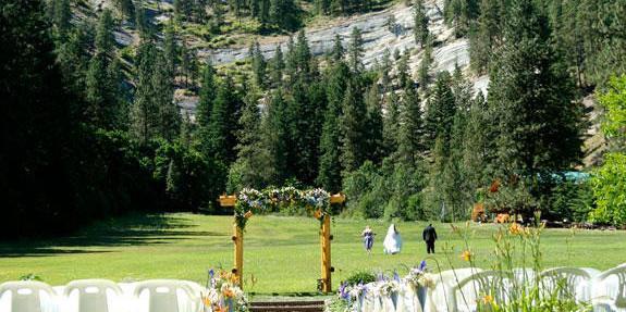 Red-Tail Canyon Farm wedding Seattle
