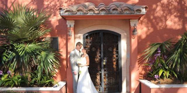 Thalatta Estate at the Village of Palmetto Bay wedding Miami