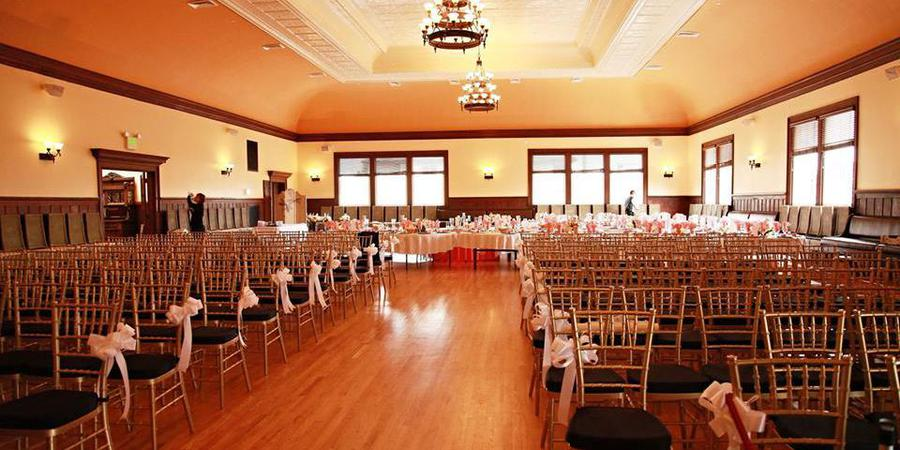Feather Ballroom wedding Seattle